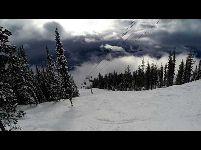 Revelstoke mtn is unreal!