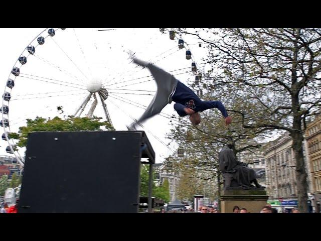 Evolve Stunt Team - Manchester, UK