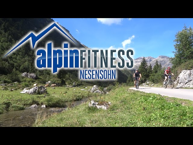 Great MTB Tour at the Arlberg area in Austria