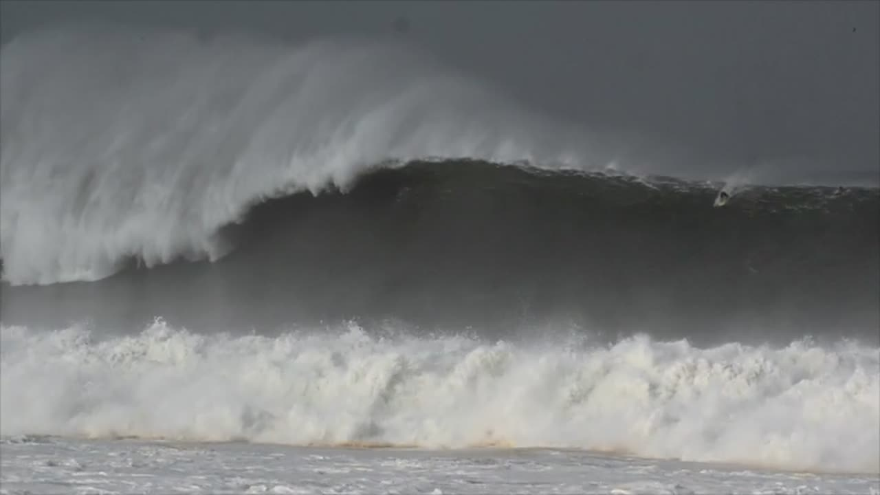 Mark Healey at Puerto Escondido on May 3, 2015