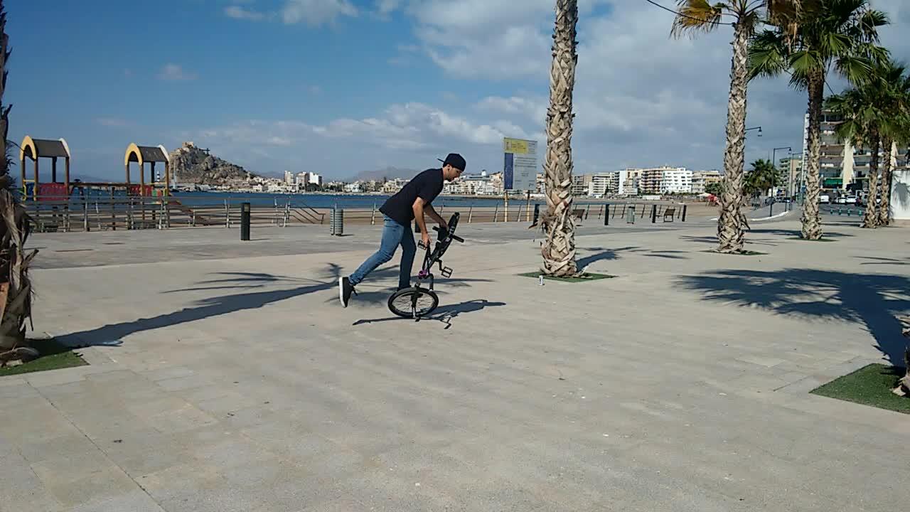 Nice day in Spain with Jose Sanchez Medina
