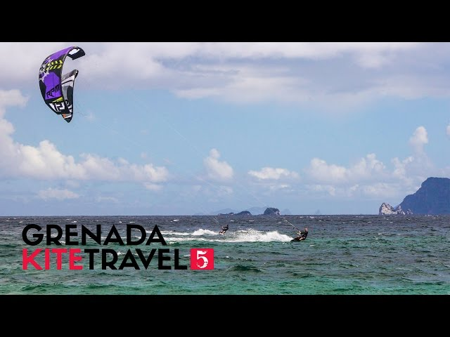 Kitesurfing Grenada Windward Islands