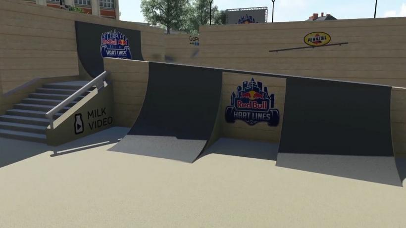 Red Bull Hart Lines 2015 Course Preview