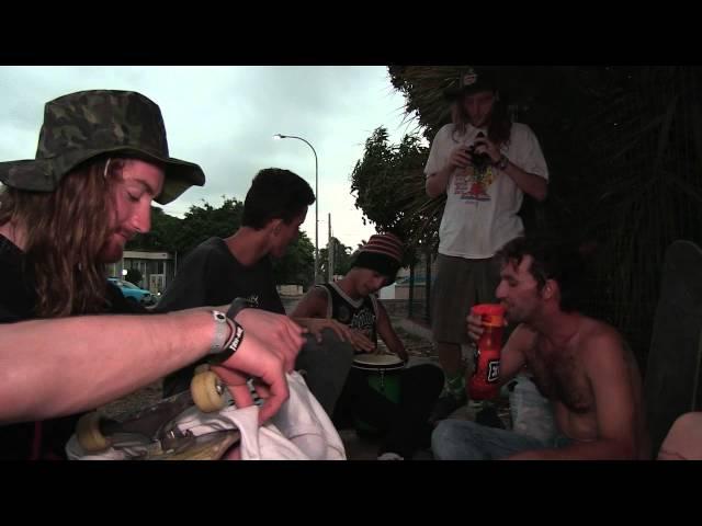 Technical Skateboards in CUBA