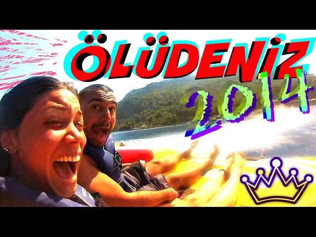 Wanderers at Ölüdeniz !!!