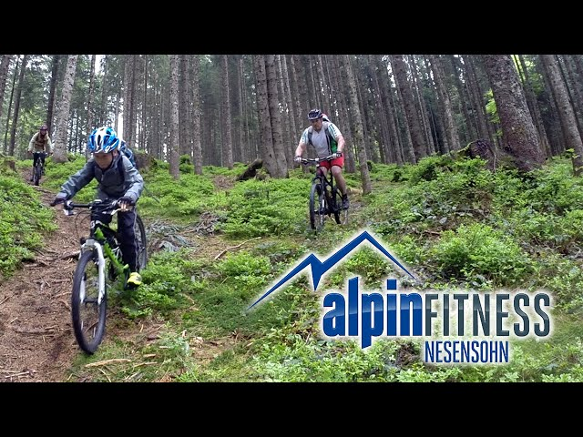 "Kids learn how to Mountain Bike #4 ""FREERIDE"""
