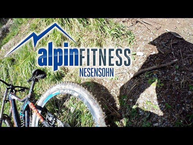 EPIC MTB CRASH #1