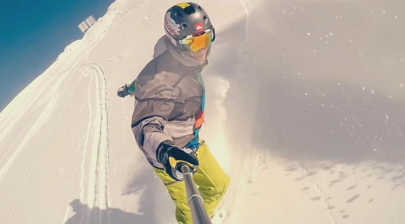 THE MALADY -Ski and Snowboard film