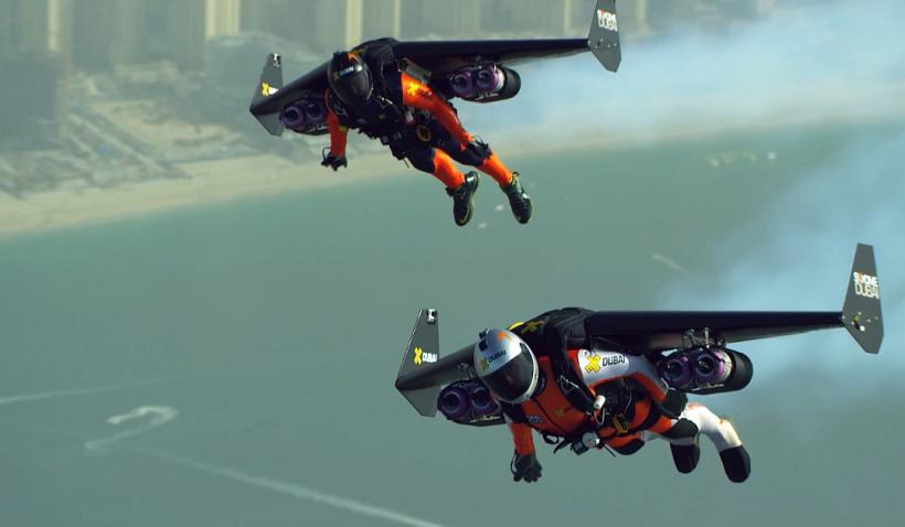 The Burj Jetmen