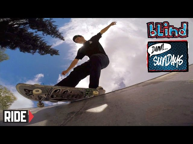 Blind Skateboards See North Tour - Part 3 of 4 - B