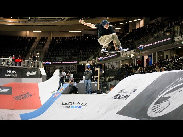 Simple Session 2015 Skate Final Highlights