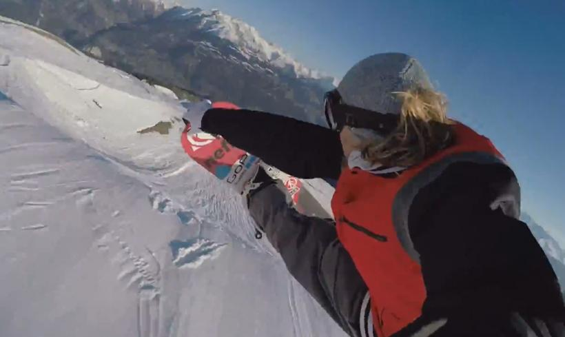Tim Humphreys Laax GoPro Athlete Camp Edit