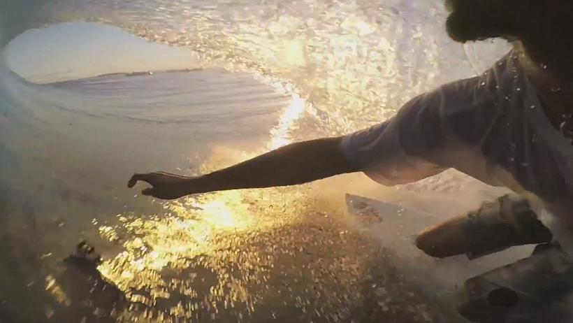 CJ Hobgood Wins Fiji GoPro Challenge 2015