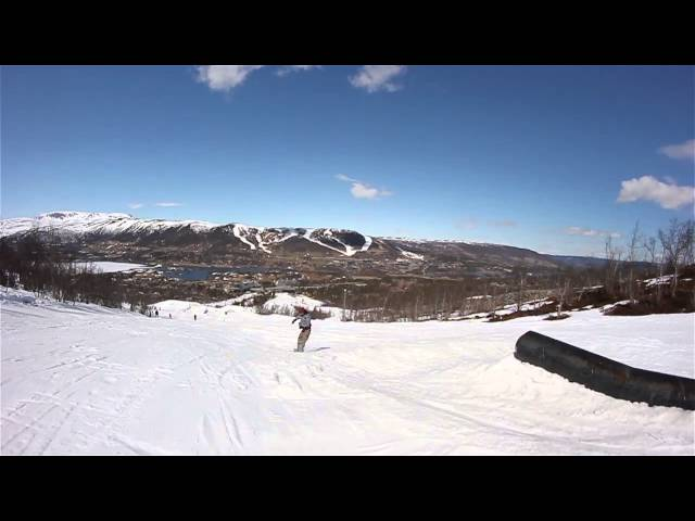Geilo Spring Session 2015 Even & Skallen