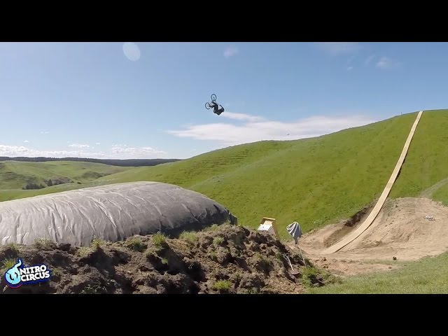 Chase for the Quad Backflip!!!!!!!!!!!