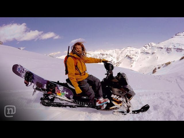 John Jackson Nose-To-Tail Sierra Series Snowboard