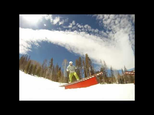Snowboarding: Marcos De Paiva