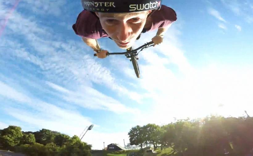 Sam Pilgrim Prime Line GoPro Course Preview