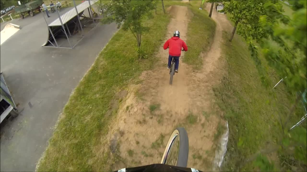Dirtcontest Schönbrunn 2015 Course Preview