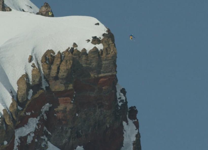 Matthias Giraud and Thule Legend GoPro Backpack