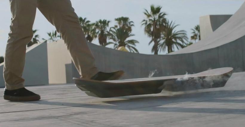 Lexus Hoverboard Teaser 2