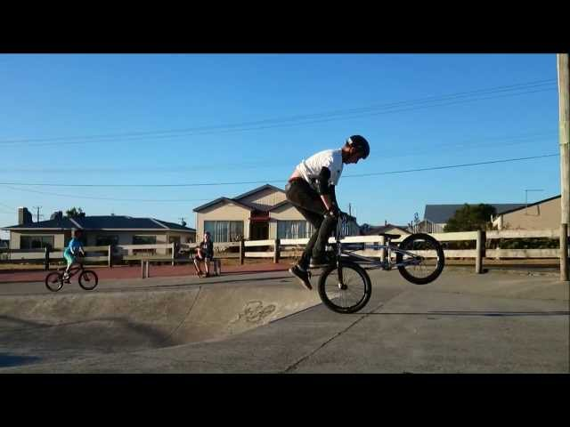Mark Freeman BMX Edit
