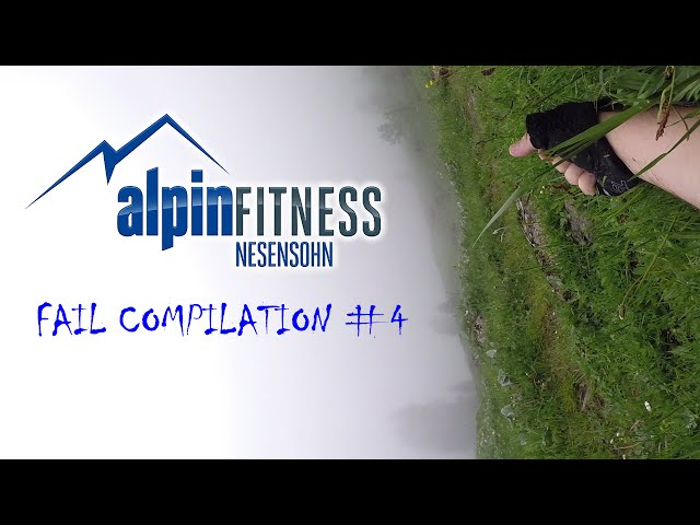 "Alpinfitness MTB ""Fail Compilation #4"""