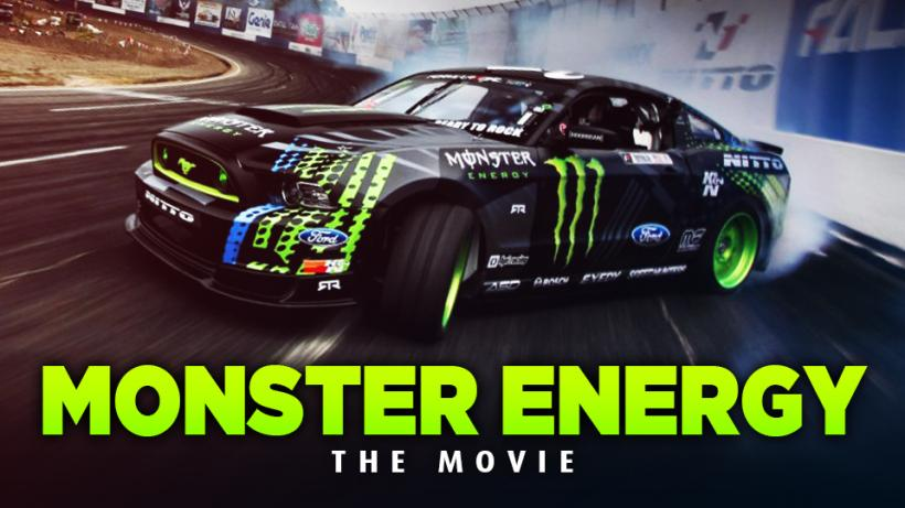 MONSTER ENERGY - The Movie