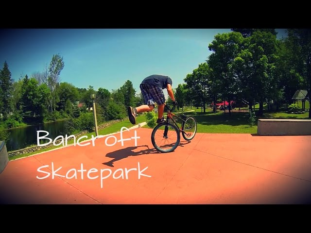 GoPro | Dirt Jumpers in a Skatepark