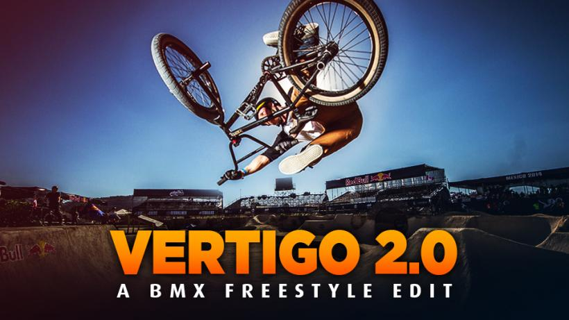 VERTIGO 2.0 - A BMX Freestyle Edit