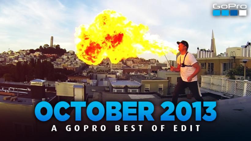 BEST OF OCTOBER 2013 - A GoPro Edit