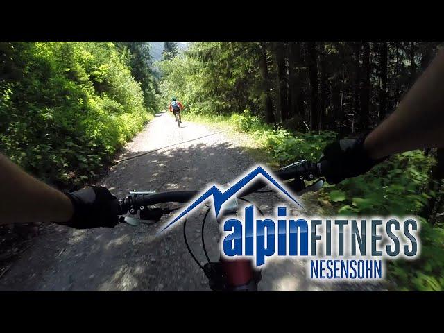 "MTB Road Downhill ""GAMP - Beschling"" 10km"