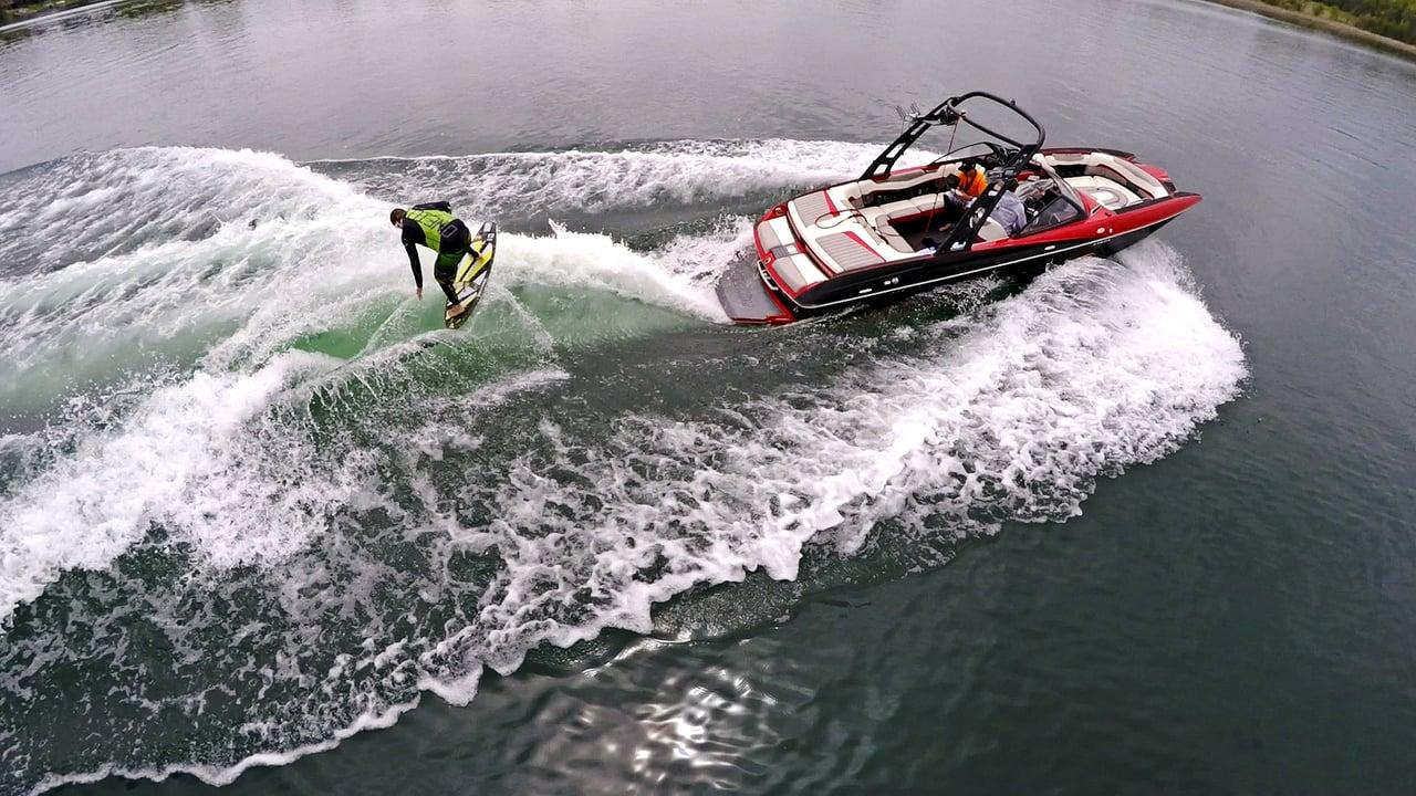 Shane Blanton Early Wakesurfing | Malibu Boats