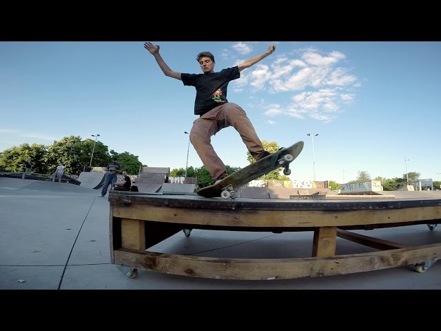 Rolling Skate Box Skateboarding Is Fun Winner