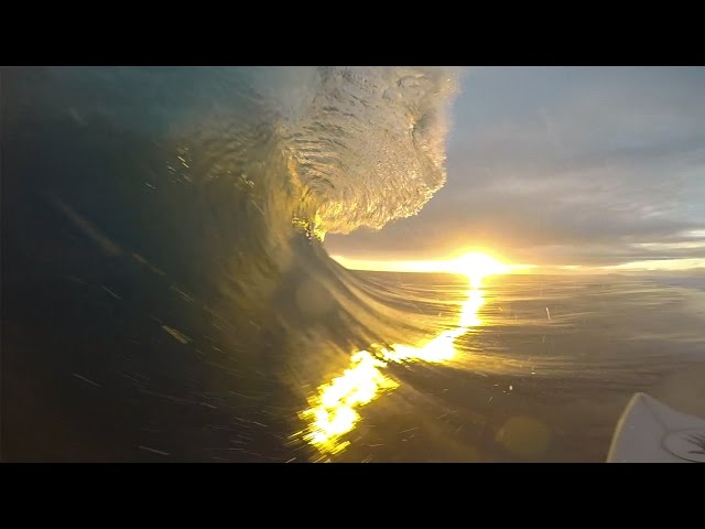 Anthony Walsh at Restaurants GoPro of the World