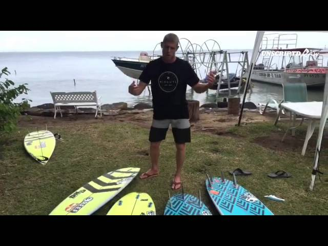 Mick Fanning Using New Boards After Shark Attack