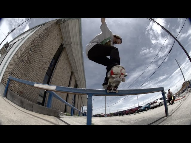 Zumiez Best Foot Forward Episode 2 on The Berrics