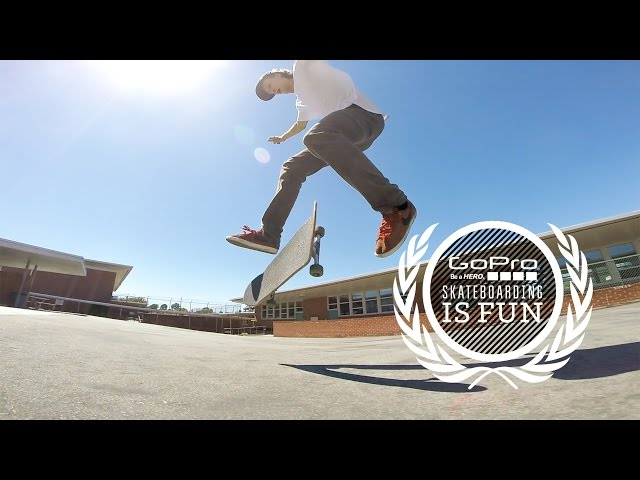 SkateboardingIsFun July Winner