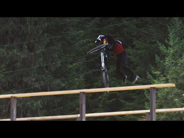 The Best Slopestyle Run Ever.