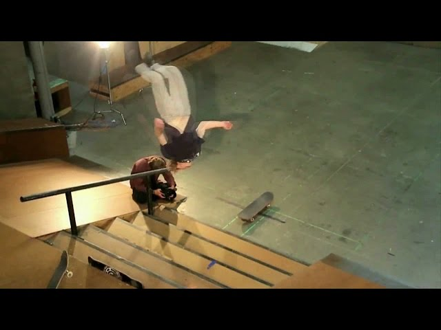 GREATEST SKATEBOARDING TRICKS EVER 3!