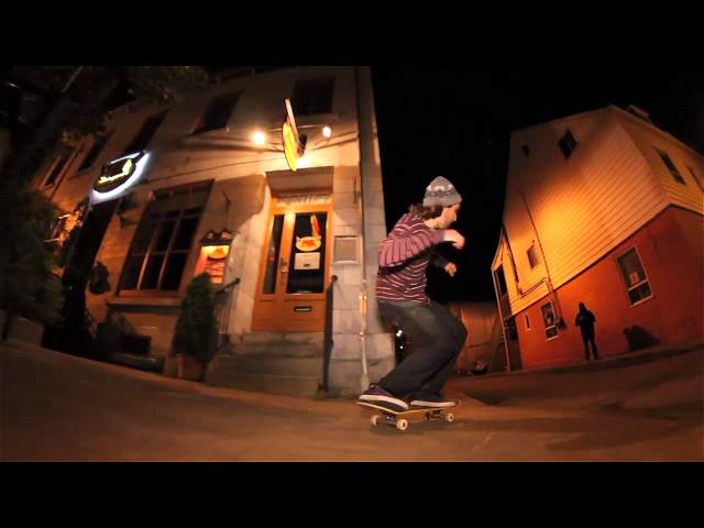ULC Skateboards Ulysse Pinel Through the City