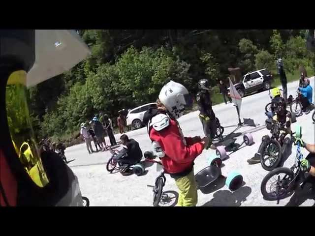 drift trikes at killington invitational 2015