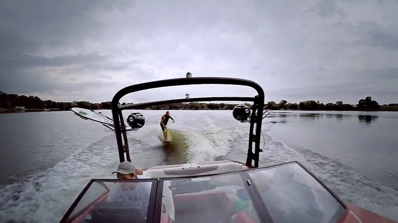 Shane Blanton Wakesurf | 15 Sec. Edit