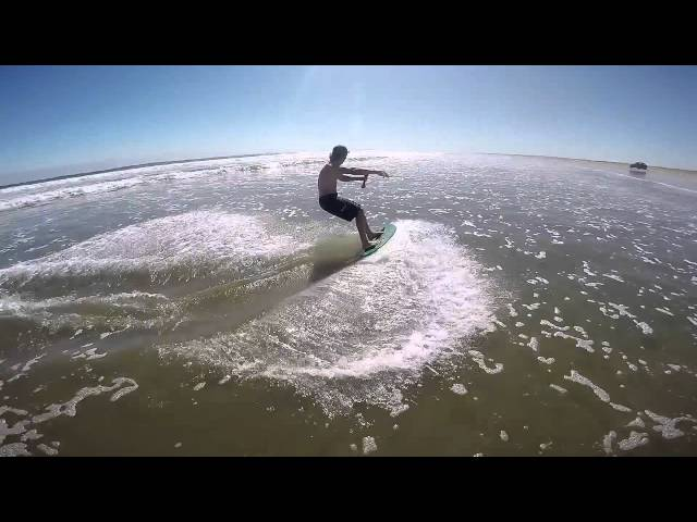THIS IS HOW WE SKIMBOARD IN AFRICA
