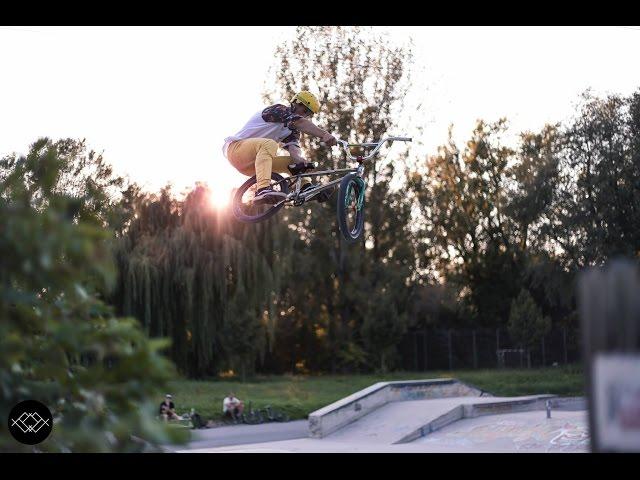 BMX 2015 Philipp Schuster section