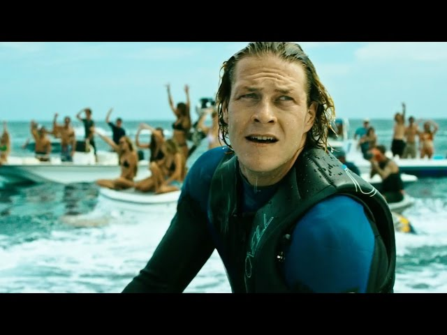 Point Break Remake Trailer 2