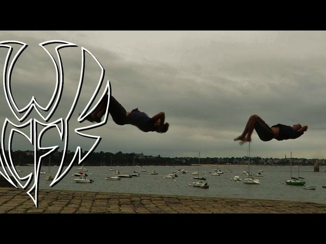 Parkour training 7 ¤ vin's world ¤ Saint Malo