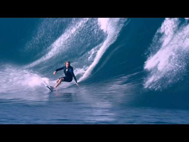 Point Break Remake Surfing Behind The Scenes