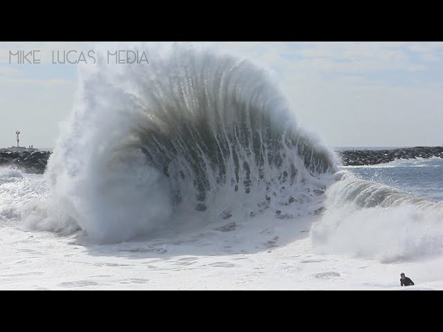 The Wedge | September 6 | 2015 (RAW FOOTAGE)