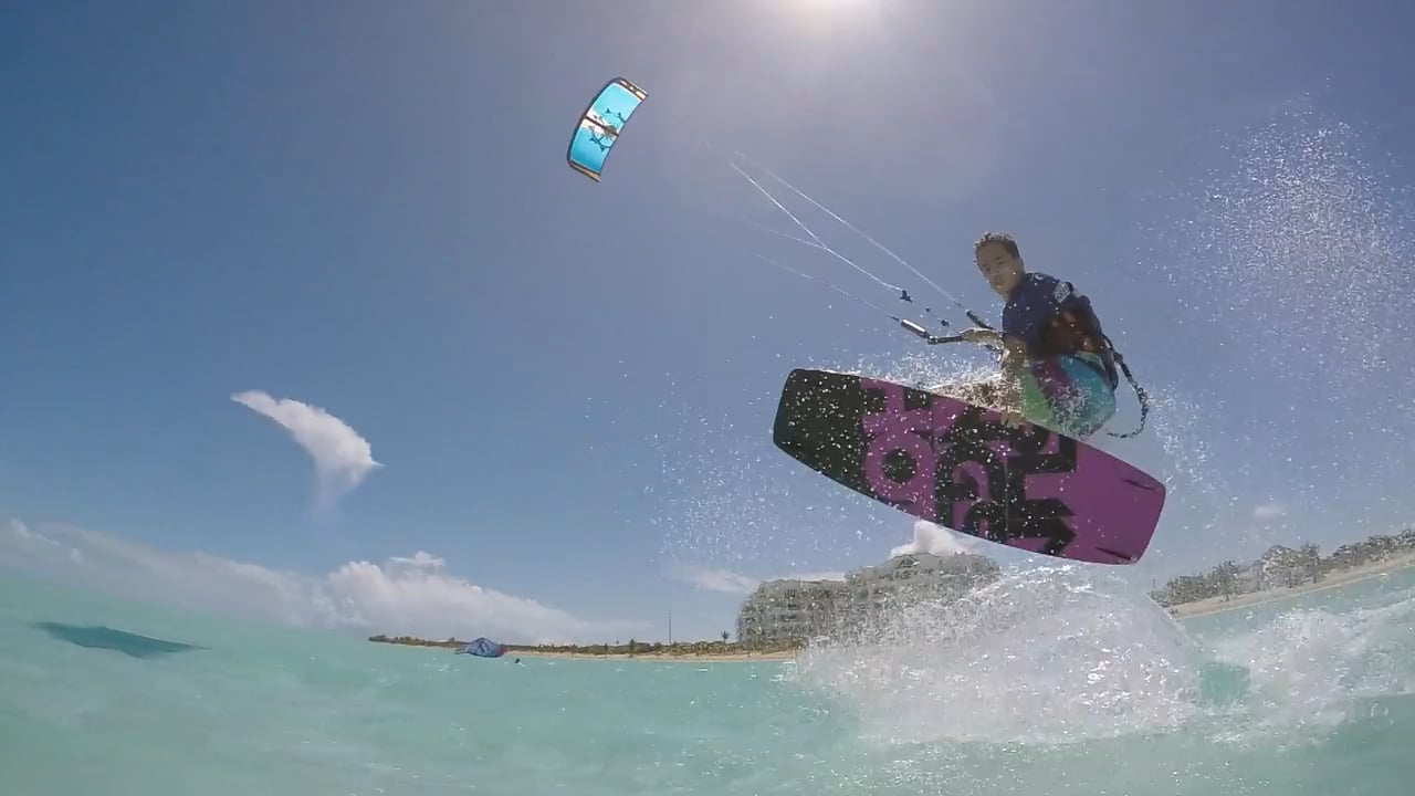 All Day - Kiteboarding Turks and Caicos
